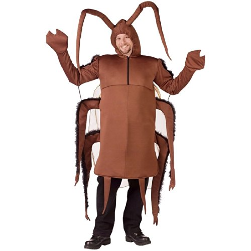 [Cockroach Costume - Standard - Chest Size 33-45] (Cockroach Costumes)