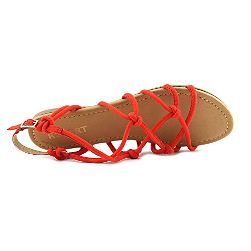 Women's Orange Synthetic Report Sandal Genny zvwnHZ