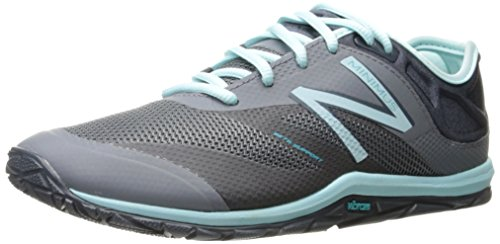 New Balance Women's WX20V6 Cross Trainer, Black/White/Thunder, 9 D US
