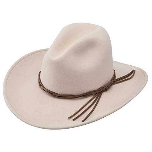 Gus - Soft Wool Cowboy Hat (X-Large, Silverbelly)