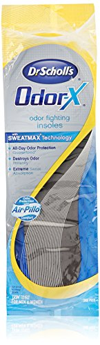 Dr. Scholls Odor-X Insoles (3 Pack) ()