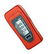 Sanpo Digital 2 Pins Cotton Wood Moisture Meter Damp Tester 2%-60% LCD Display MD818