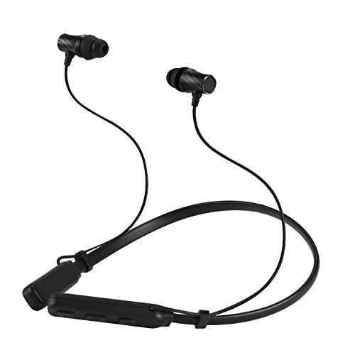 Vicnn Bluetooth Headphones In Ear Wireless Earbuds 4.1 Light