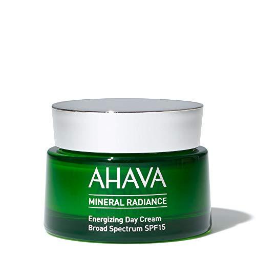 AHAVA Mineral Radiance Day Cream SPF15 50ml, 1.7 Fl Oz Cellular Energy Radiance Cream