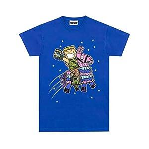 Fortnite Jungen Lama T-Shirt