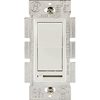 Ge 18023 Dimmer With Slide Rocker Onoff White Wall. Ge 18023 Dimmer With Slide Rocker Onoff White. Wiring. Ge Pwer Switch Wiring Diagram For Slide Out At Scoala.co