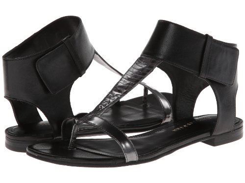 Enzo Angiolini Women's Tilah Dress Sandal,Black Combo,7.5 M US (Angiolini Enzo Footwear)