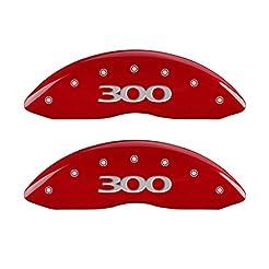 MGP Caliper Covers 32016S300RD Red Powde...