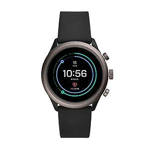 Fossil Sport Smartwatch 43mm Black – FTW4019