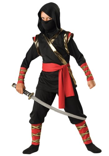 Ninja (Kids Assassin Costumes)