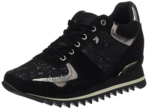 Gioseppo 30617, Sneakers Basses Femme, Noir Noir (Black)