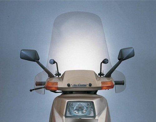 (Slipstreamer Replacement Scooter Windshield - Clear HELIX-20)