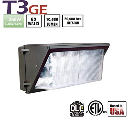 Energy Efficient Industrial Outdoor Lighting