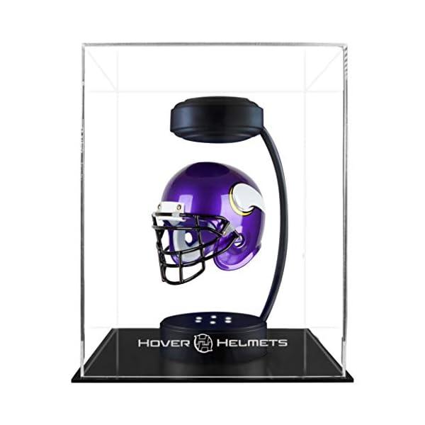 75e8b44d1 NFL Minnesota Vikings Hover Helmet - Sports Zero/ Amazon