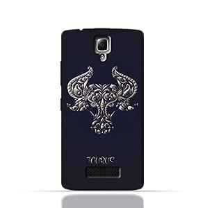 Lenovo A2010 TPU Silicone Case With Zodiac Sign Taurus