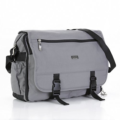 Diaper Bag Messenger: KD By Kalencom Unisex Organizer Messen
