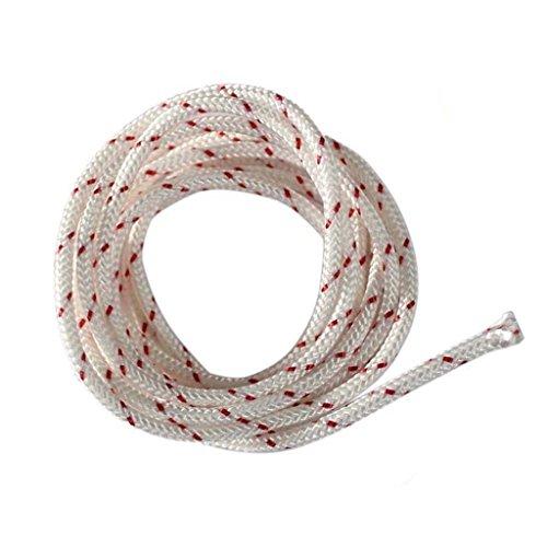 Amazon.com: huri 10 metros 3,5 mm Diámetro Cuerda De ...