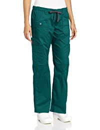 Dickies Scrubs Women's Gen Flex Junior Fit Contrast...