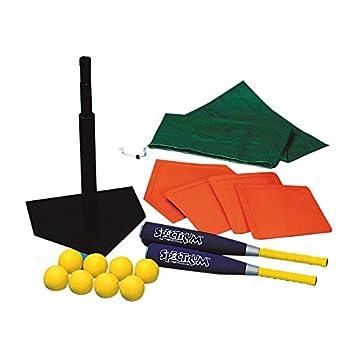 Image of Baseball S&S Worldwide Indoor T-Ball Easy Pack