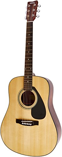 Yamaha FD01S Solid Top Acoustic Guitar (Amazon-Exclusive) (Best Guitar Under 2500)