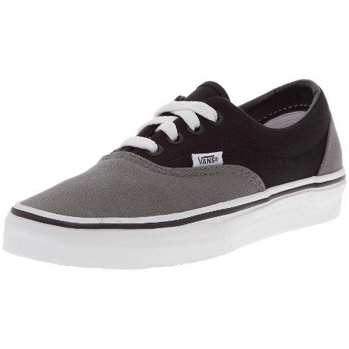 Vans Era - Zapatillas de skate unisex Gris / Negro (Pewter/Black)