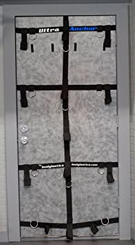 2PCS Heavy Duty porte élastique bandes de résistance tubes Porte Ancre pour rétroprojecteur