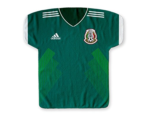176d6f4fc Big Time Jersey JTP1S-02-ST71 World Cup Soccer Mexico Jersey-Shaped Towel
