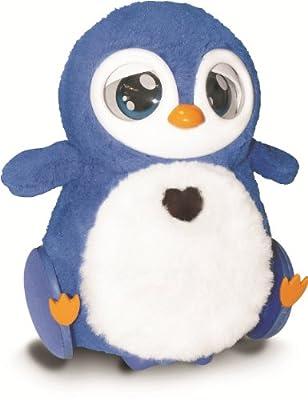 Iloverobots Penbino - Interactive Cuddly Penguin Blue by iloveRobots