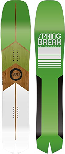 Capita Spring Break Powder Glider Snowboard Mens Sz 158cm ()