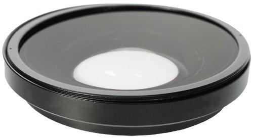Bower VLB3358 Lente de conversión súper ojo de pez de alta velocidad de 0,33 x 58 mm (negro)