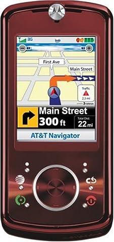 Motorola MOTO Z9 Phone, Mahogany Red (AT&T) Version 1