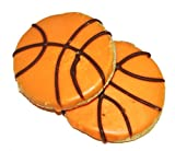 Pawsitively Gourmet Basketball Cookies for Dogs