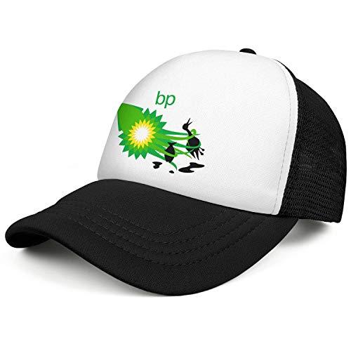 zxPZKjv All Cotton Bp Fire One Size Blank Hat Trucker