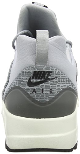 Nike Herren Air Max Motion Racer Sneaker Grau (cool Grigio / Nero-lupo Grigio-marinaio)