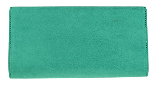 Girly Handbags - Cartera de mano Mujer Verde