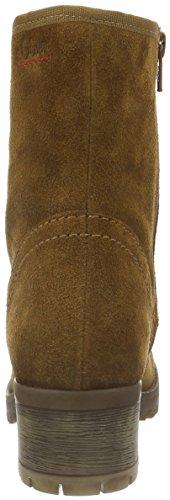s.Oliver Damen 25207 Combat Boots Braun (Camel 310)