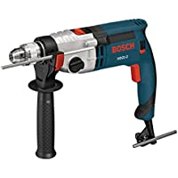 Bosch Hd21-2 Speed Hammer Drill Blue Key Pieces