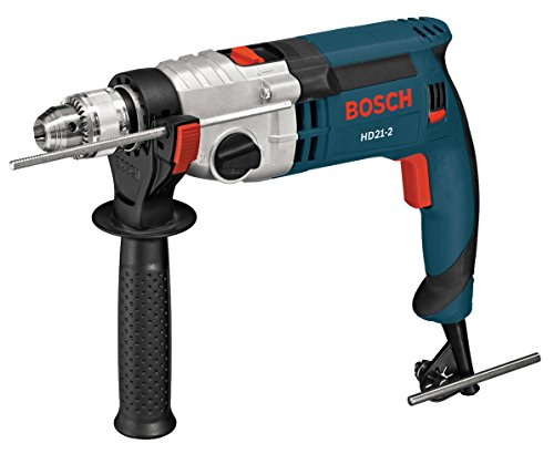Bosch HD21-2 Speed Hammer Drill, Blue by Bosch