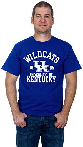 Kentucky Wildcats Logo Men's Short Sleeve T-Shirt
