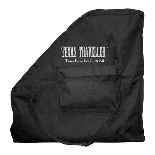 Trademark Poker Nylon Carry Bag for Texas Traveler Set