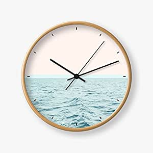 Wall Clock Werlm Creative Living Room Bedroom Minimalist Living Room Bedroom Clocks