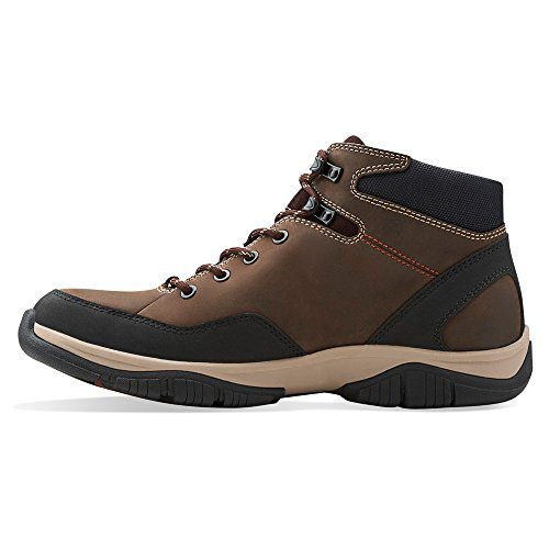 Brown GTX Clarks On Rampart Men's Tgg4Ia
