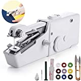 Handheld Sewing Machine, Arespark Mini Sewing Machine, Portable Sewing Machine With Sewing Needle for Beginners, Convenience Machine for Travel &Household