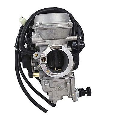 New Complete Carb Carburetor For 2003-2005 Honda TRX 650 TRX650 Rincon ATV: Automotive