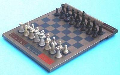 SciSys Kasparov Chess Computer MK12