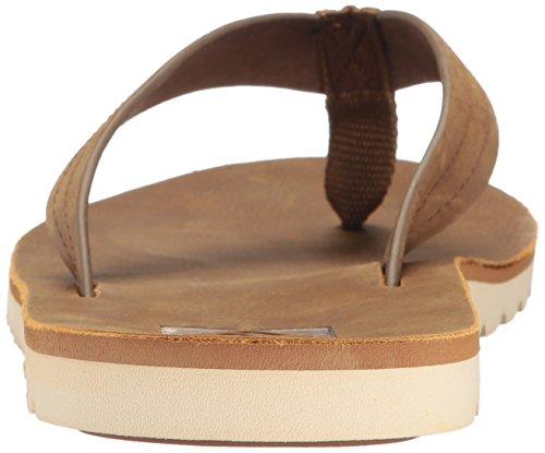 Mens Sandal Revet Resa Brons / Brun
