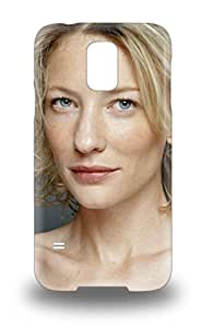 Fashion 3D PC Case Cover For Galaxy S5 Cate Blanchett Australian Female Blue Jasmine I M Not There ( Custom Picture iPhone 6, iPhone 6 PLUS, iPhone 5, iPhone 5S, iPhone 5C, iPhone 4, iPhone 4S,Galaxy S6,Galaxy S5,Galaxy S4,Galaxy S3,Note 3,iPad Mini-Mini 2,iPad Air )