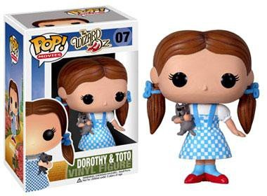 Funko Pop Movies Wizard of Oz Dorothy and