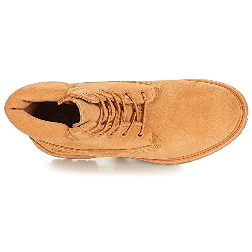 Suede Wp Premium Biscuit 6in Timberland FZwPq0S