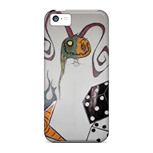 LJF phone case iphone 4/4s Case Cover Doll Case - Eco-friendly Packaging